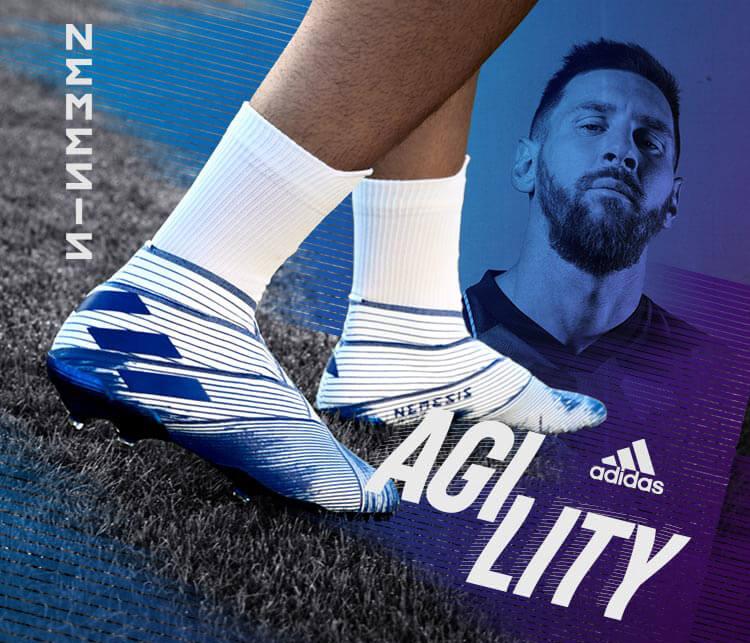 Adidas lancerer ny version af Messis fodboldstøvler | Nyheder